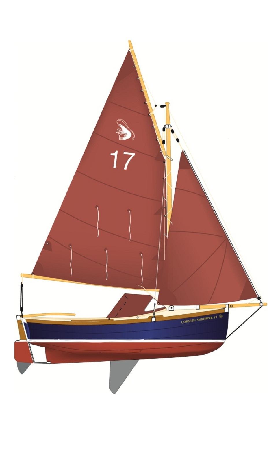 Shrimper-17-Segelplan