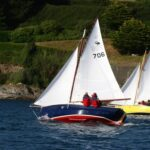 Shrimper 19 racing