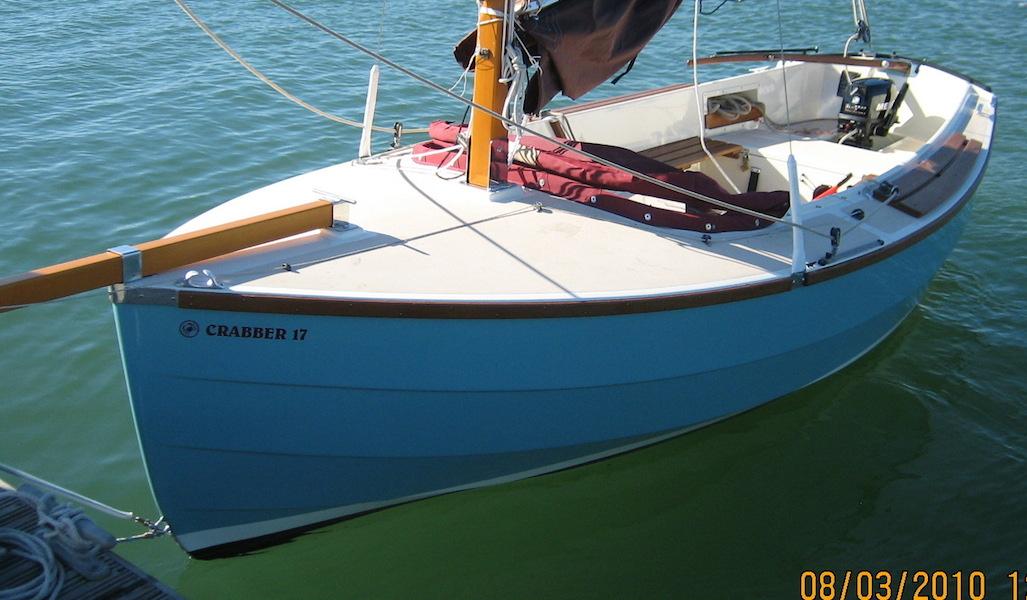 shrimper17-cockpit ouvert