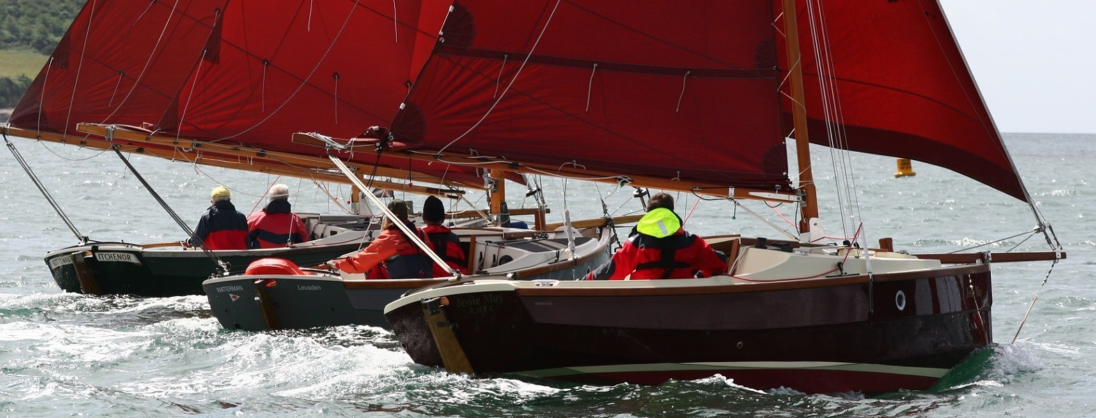 shrimper19-close-Rennen