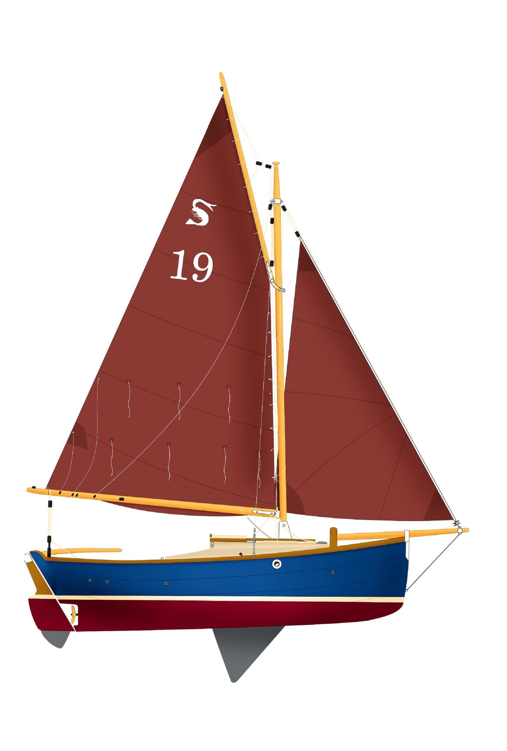 shrimper19-dessin-ligne-échelle