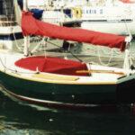 Shrimper 17 mainsail & tonneau