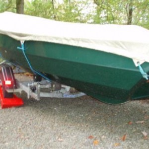 Coble overall winter cover