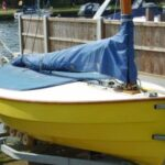 Cormorant mainsail cover
