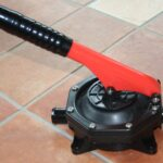 Chimp style bilge pump