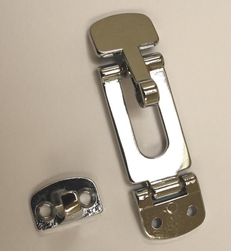Locker latch