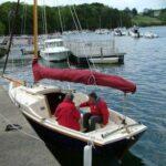 Shrimper 19 mainsail cover