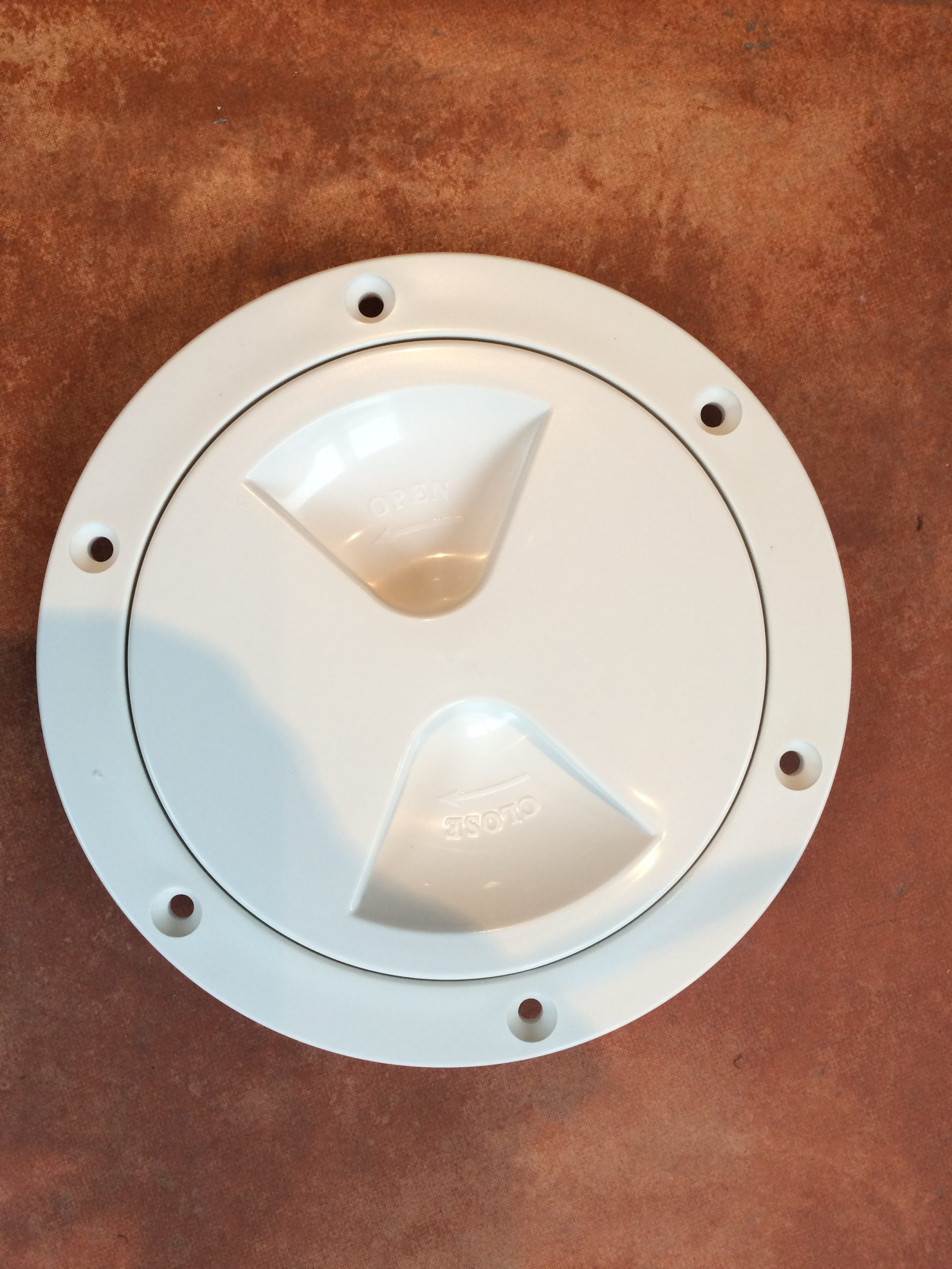 Inspection hatch