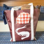 Shrimper tote bag large