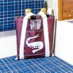 Shrimper tote bag small