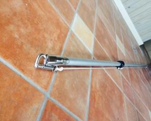 Shrimper 19 whisker pole