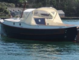 ハマグリ21船尾