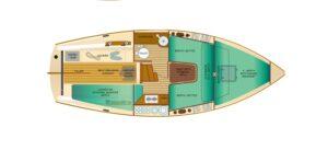 c24 MKv interior