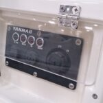 shrimper control panel cover